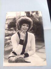 MICHÈLE MERCIER  - Photo de presse originale 30x21cm