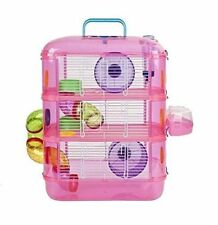 Dwarf Hamster Small Animal Cage-Standards 3 Tiers