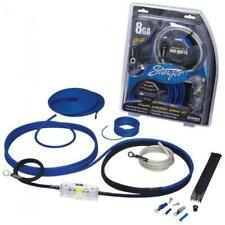 Stinger SK6281 8 Gauge AWG 6000 Series 100% Copper Car Amp Amplifier Wiring Kit