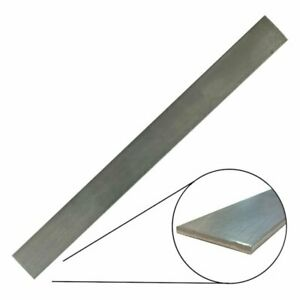 T316 / A4 Marine Grade Stainless Steel 300 mm Length Flat Bar