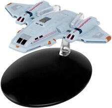 U.S.S. Voyager's Aeroshuttle -english  Metall Modell Diecast #78 Star Trek