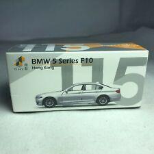 1/64 TINY DIE-CAST 115 - BMW 5 Series F10 White Hong Kong
