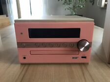 Pioneer X-CM56D, apricot, Bluetooth, USB, DAB+, Kompakt Micro Anlage