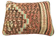 Kelim Sitzkissen Kelim kissen 60 x 80 cm Persien orientalisches Bodenkissen 4015