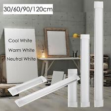 1FT 2FT 3FT 4FT LED Batten Linear Tube Light Surface Mount Ceiling Lamp 10-40W