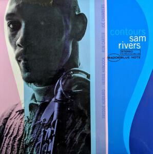 SAM RIVERS - CONTOURS BLUE NOTE TONE POET SERIES SEALED VINYL LP