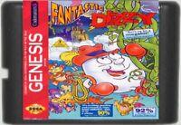 Fantastic Dizzy (1991) 16 Bit Game Card For Sega Genesis / Mega Drive System