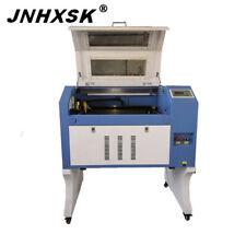 TS4060 ruida system 50w laser engraving cutting machine 400*600mm Acrylic rubber