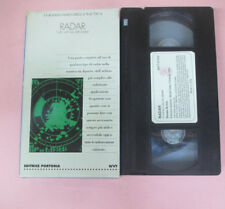 VHS film RADAR I grandi video della nautica PORTOTIA EDITRICE (F29) no dvd