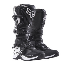 FOX Black 2018 Comp 5 Youth MX Boots