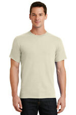 2-Pack Port & Company® Essential Tee (Lrg) Natural