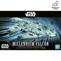 New Star Wars Millennium Falcon Skywalker of dawn 1/144 scale plastic model F/S