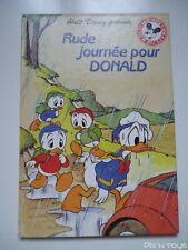 Livre Disney - Club du livre Mickey / Rude journée pour Donald