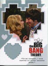 The Big Bang Theory Seasons 3 & 4 Duos Chase Card CPL02