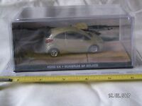 JAMES BOND CARS COLLECTION FORD KA QUANTUM OF SOLACE