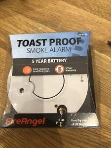 Fireangel Toast Proof smoke detectors