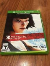 Mirror's Edge (Microsoft Xbox 360/Xbox One, 2017) DISC IS MINT