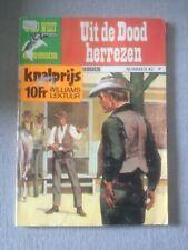 WILD WEST CLASSICS N°42 : UIT DE DOOD HERREZEN  : 1976