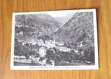 CARTOLINA BERGAMO BRANZI VALLE BREMBANA STAZIONE CLIMATICA VIAGGIATA 1951 KK
