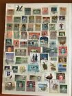 LITHUANIA COLLECTION STAMPS ON 4 PAGES. START @ 50P PER PAGE