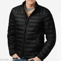 Tommy Hilfiger Men's Lightweight Down Quilted Packable Jacket - M