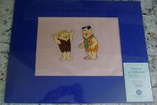Original Hanna-Barbera Flintstones Animation Art or Production Cel