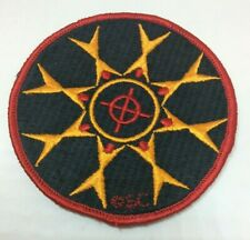 Skydiving Star Crest Recipient (SCR) Award Embroidered Sew On Patch 4""