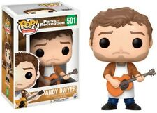 FUNKO POP! Parks and Recreation - Andy Awyer Vinyl NEU 501
