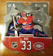 Imports Dragon NHL Sports Artifacts Legends Patrick Roy  Montreal Canadiens
