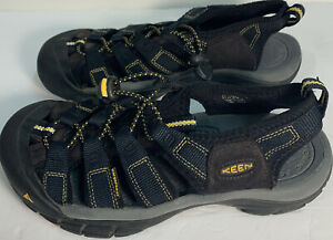 Keen Newport H2 Women's 8.5/39 Blue Waterproof Sport Water Hiking Shoes Sandals