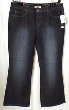 Fashion Bug Weekend Casual Bootcut Women's Denim Jeans (Blue) Size 14 Petite