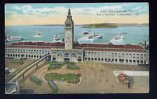 USA Cal SAN FRANSISCO Ferry Building PPC