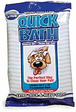 International Veterinary Sciences Quick Bath Wipes Small & Medium Dogs 10 Pack