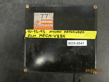 91 92 93 NISSAN PATHFINDER ECM #MECM-V285 *See item description*