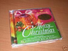 Merry Christmas  muziek cd met kerstliederen