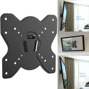 """Hang-On Tilting TV Wall Mount for 13""""-32"""" TVs Holds up to 44 lbs Great For RVs"""