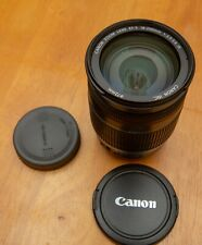 Canon EF-S 18-200mm f3.5-5.6 IS Lens 18-200/3.5-5.6 EFS Mint condition!