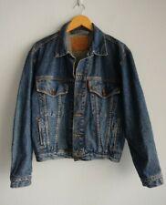 Men's Vintage 1991 Levi's Medium Blue Denim Jacket sz M - Made in Australia