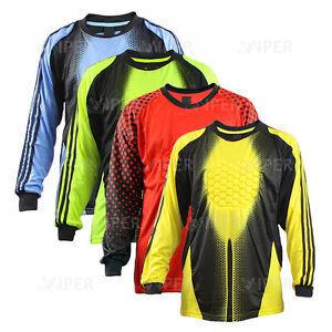 Goal Keeper Long Sleeve Shirt Jersey/ Football. Training, Fitness