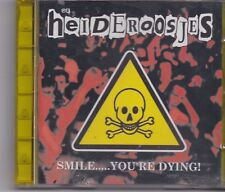 De Heideroosjes-Smile Youre Dying cd album