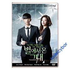 """BUY 5 GET 1 FREE"""" You Who Came From the Stars Korean Drama (5DVD) Excellent Eng"""