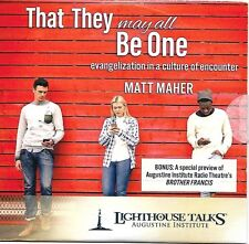 That They May All be One - Matt Maher - CD
