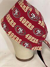 Men/Women Adult Surgical Cap San Francisco 49ers. Awesome Cap
