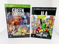 DC Comics Graphic Novel Collection Set Of 2 Green Lantern and JLA Year One Books