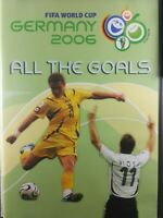 All the Goals of FIFA World Cup 2006 Germany Soccer Football  DVD