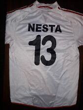AC MILAN FOOTBALL SHIRT/NESTA 13/Adidas/Legend/Italia/SERIE A/MALDINI