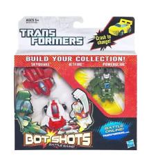Transformers Bot Shots Battle Game, Series 1, 3-Pack