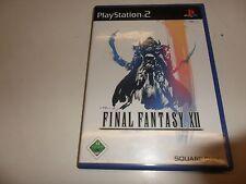 DVD  Final Fantasy XII
