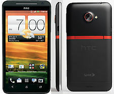 Black HTC Evo 4G LTE Dummy Sample Phone
