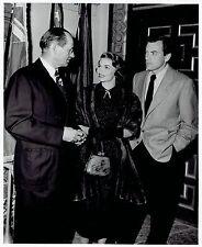 """1952 Vintage Photo Joanne Dru John Ireland Fred Kelly """"Pride Of St. Louis"""" movie"""